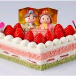 ひな祭りケーキ シャトレーゼ 予約 おすすめ