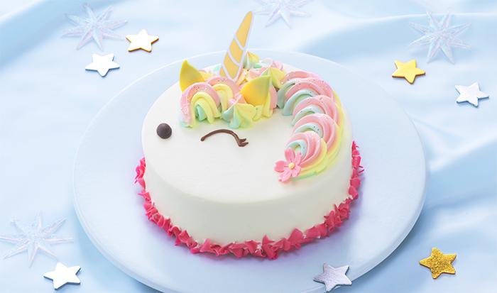ひなまつりケーキ コージーコーナー 2020 レインボーユニコーン 予約