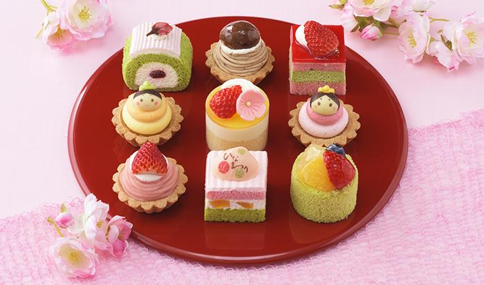 ひなまつりケーキ コージーコーナー 2020 レインボーユニコーン 予約 ひなパーティ