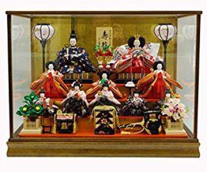 雛人形 種類 値段 雛人形選び 段飾雛人形 種類 値段 雛人形選び ケース収納飾り