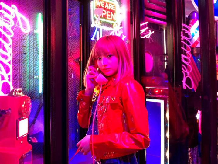 安斉かれん 昔の顔 すっぴん 画像 ある アパレル店員時代 写真