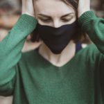 マスク頭痛の防止対策・予防に効くマッサージ・こめかみ痛み・酸欠治し方