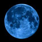 ブルームーンとはハロウィン2020満月に願い事を。天気と見れる地域