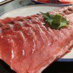 中落ち定食【新潟港食堂】食べた感想口コミ・価格・アクセス・カロリーまとめ